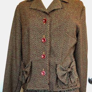 Women's Neesh skirt suit by D.A.R.